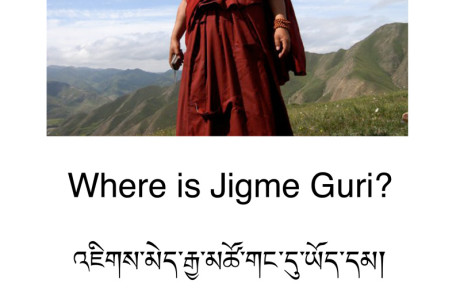 Where Is Jigme Guri