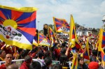 Tibetan-protest-in-Dharamshala-India-2013